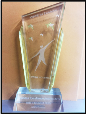 """""""ASPIRE for Excellence - Business Excellence Award"""" 2012"""