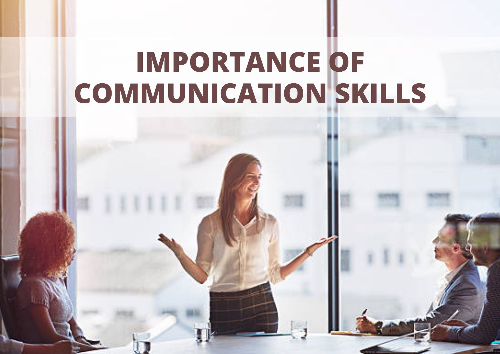 Communication is A Skill We Must Learn!