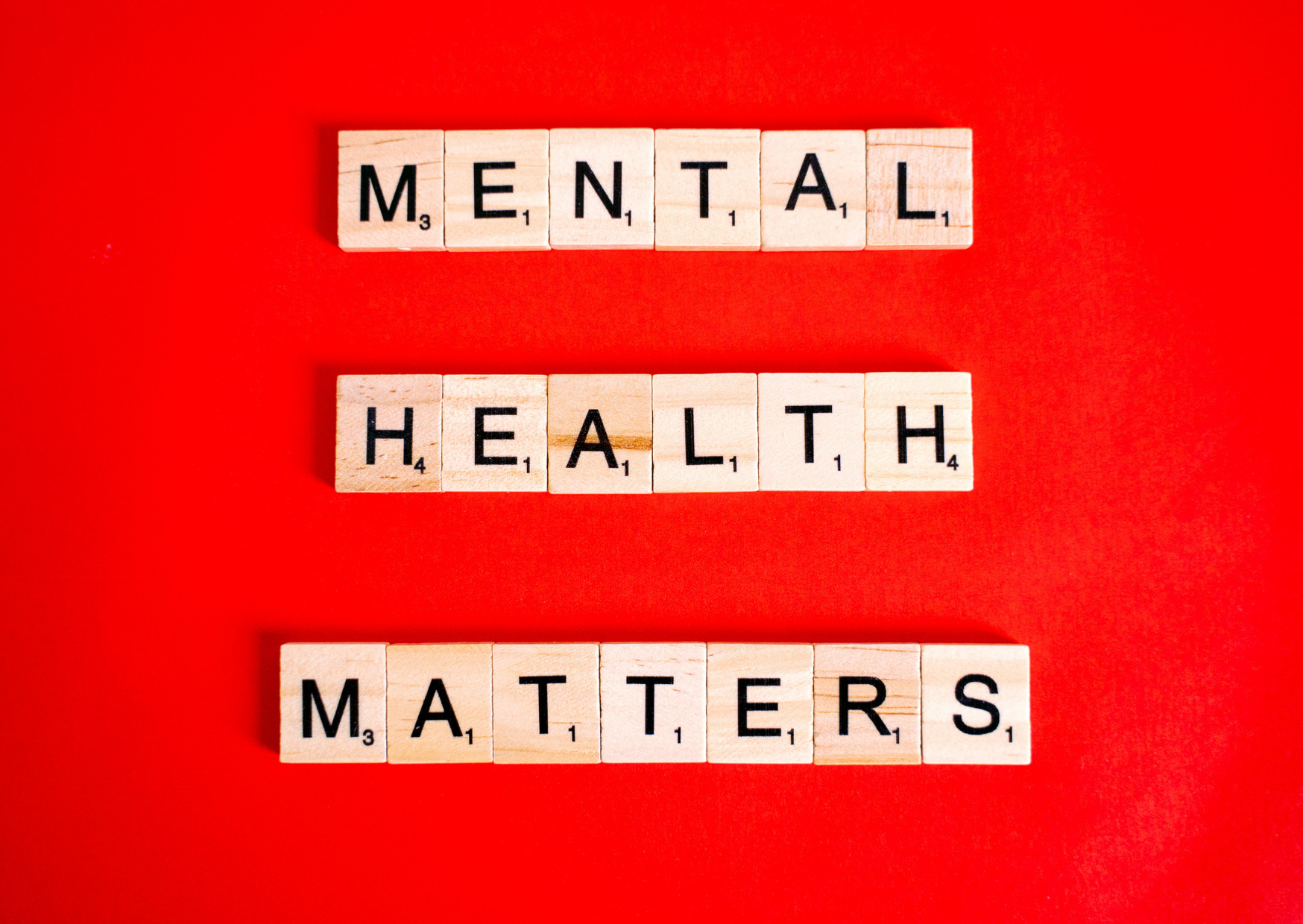 Let Us Make Mental Health Our Priority